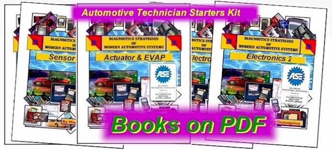 Auto Repair Training Book Catalog