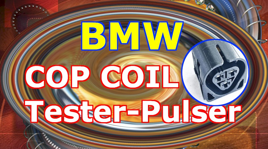 BMW coil tester