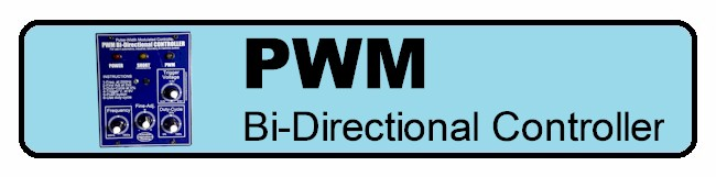 PWM Bi Directional Controller Button