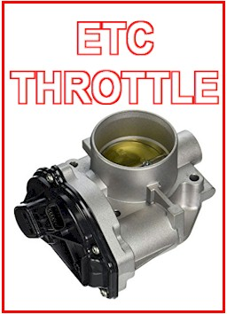electronic throttle