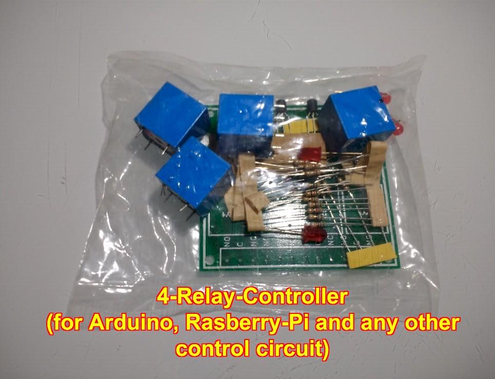 4_Relay_Controller