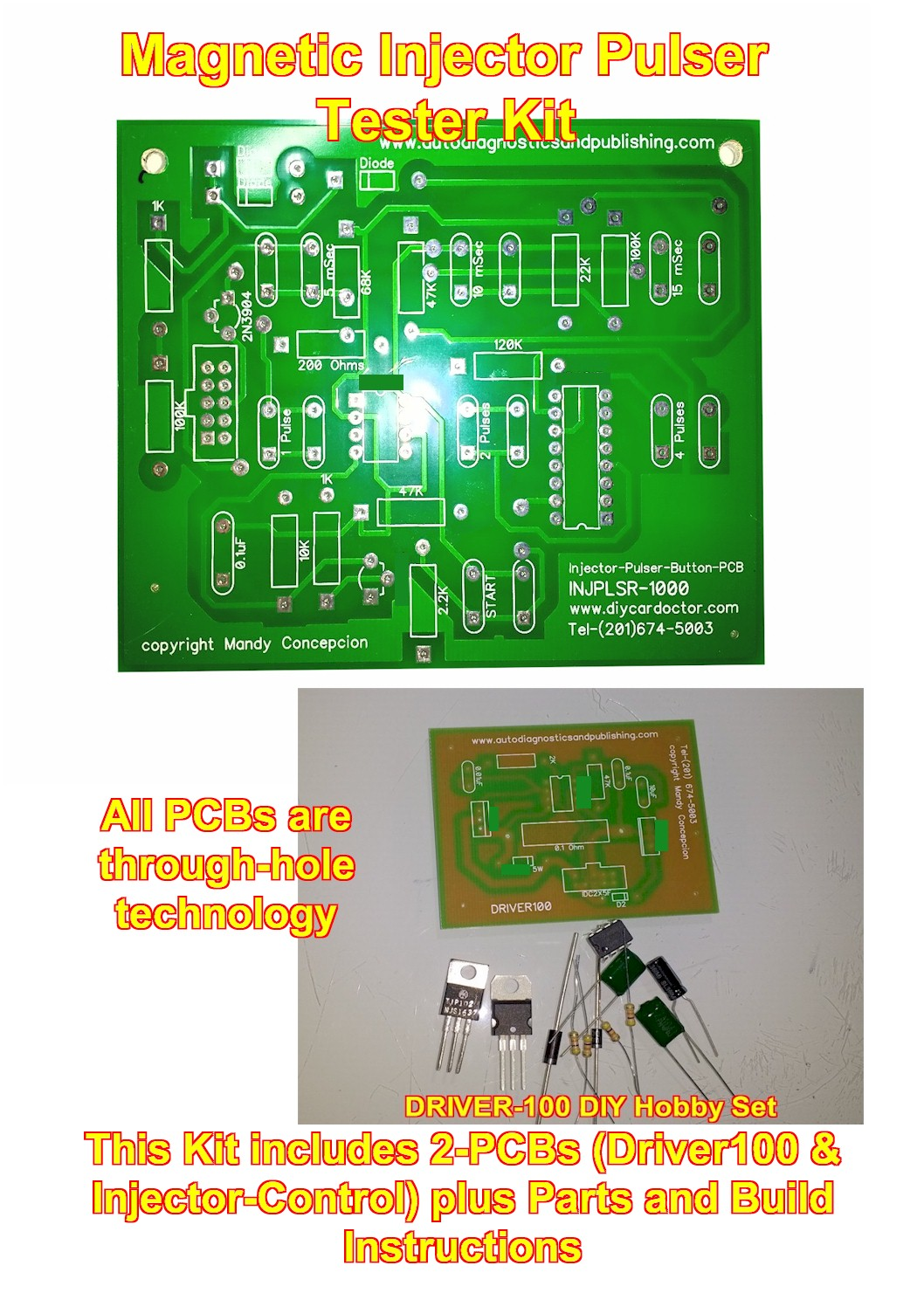 Injector Pulser Kit