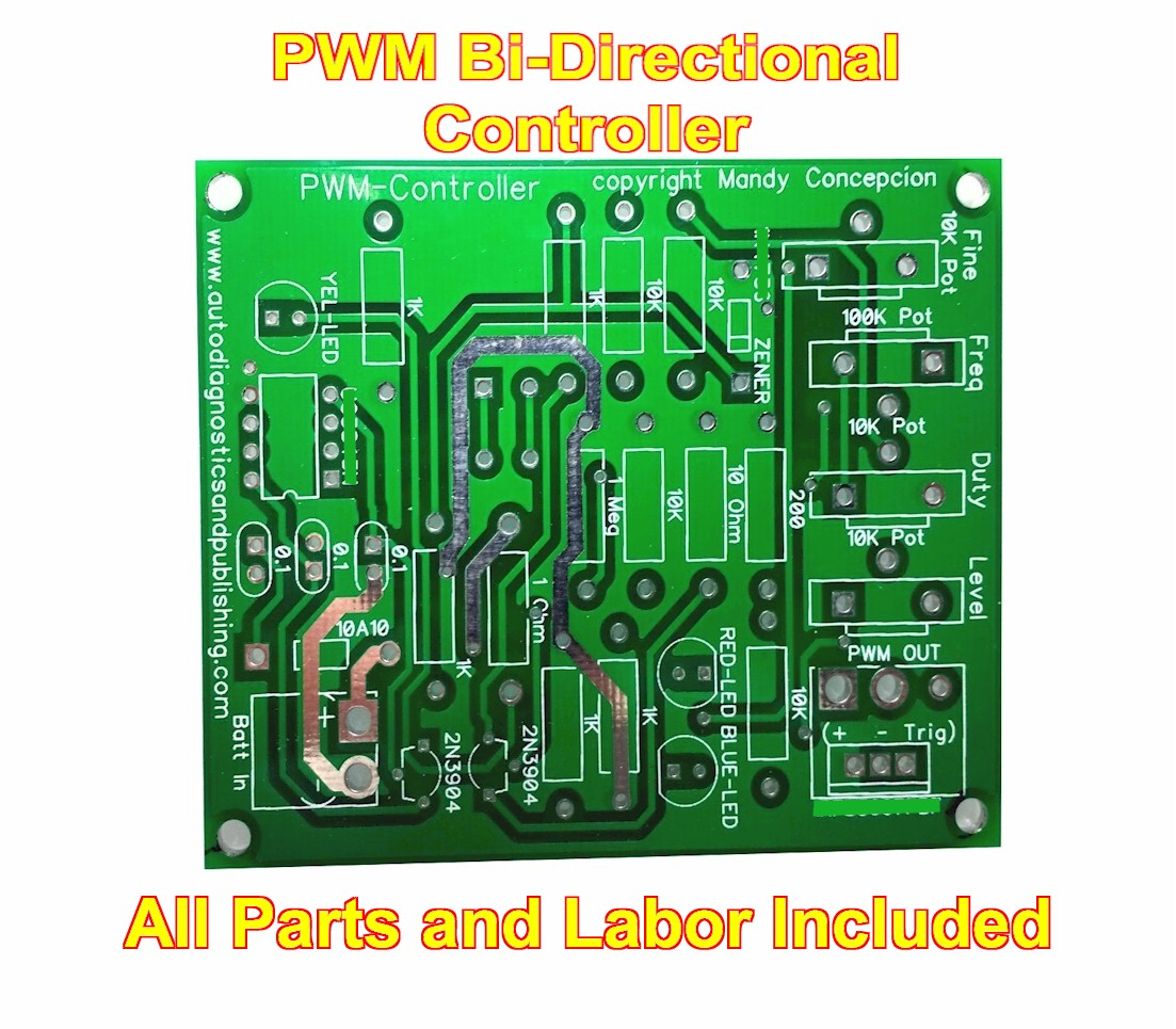 PWM Contoller DIY Kit
