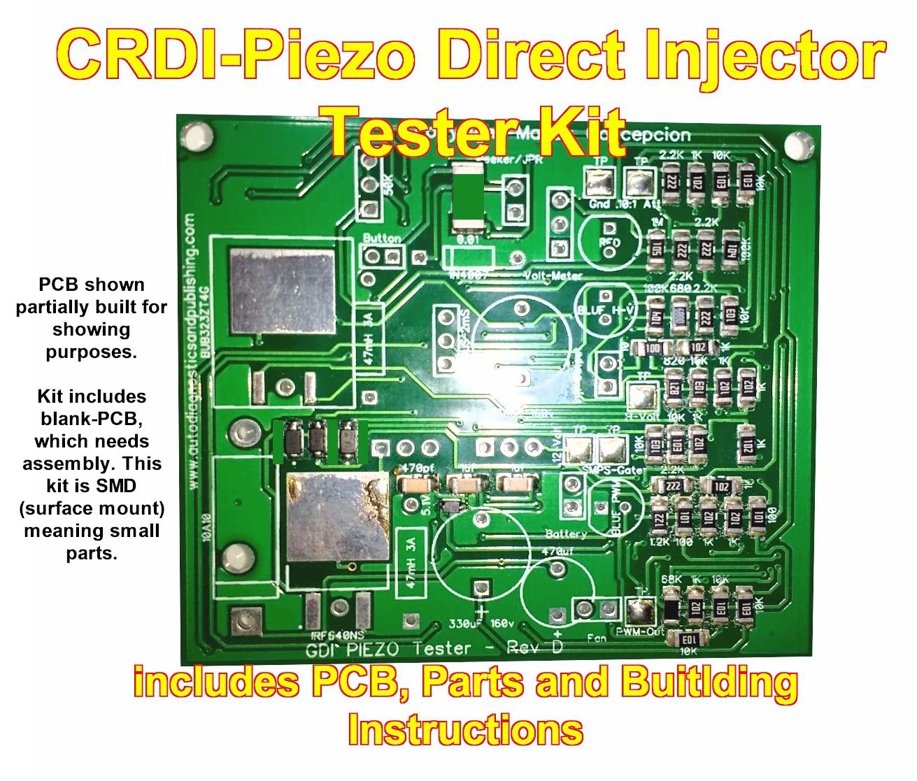 CRDI_Piezo_Injector_Pulser