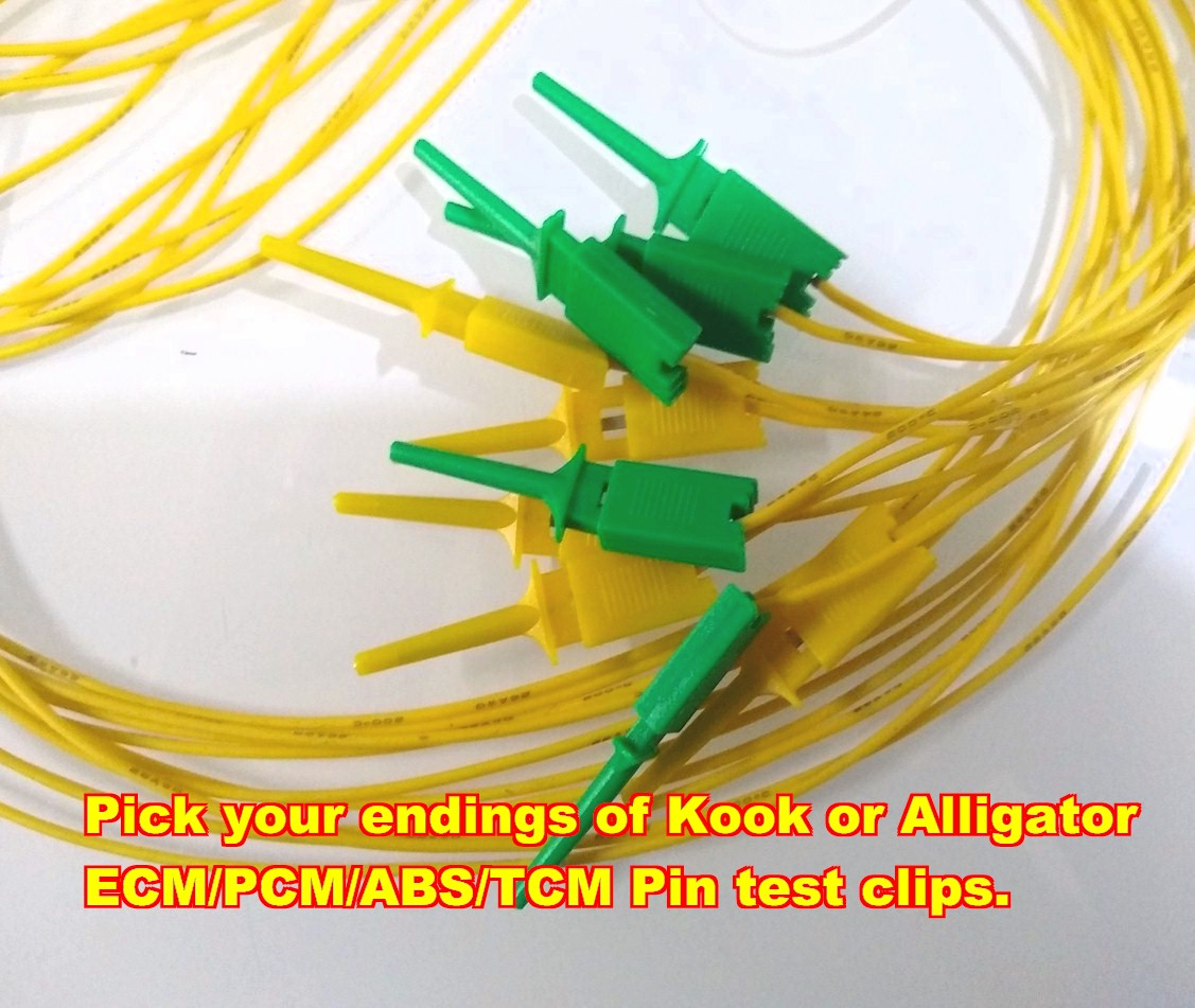 PCM ECM ABS TCM repair signal simulator