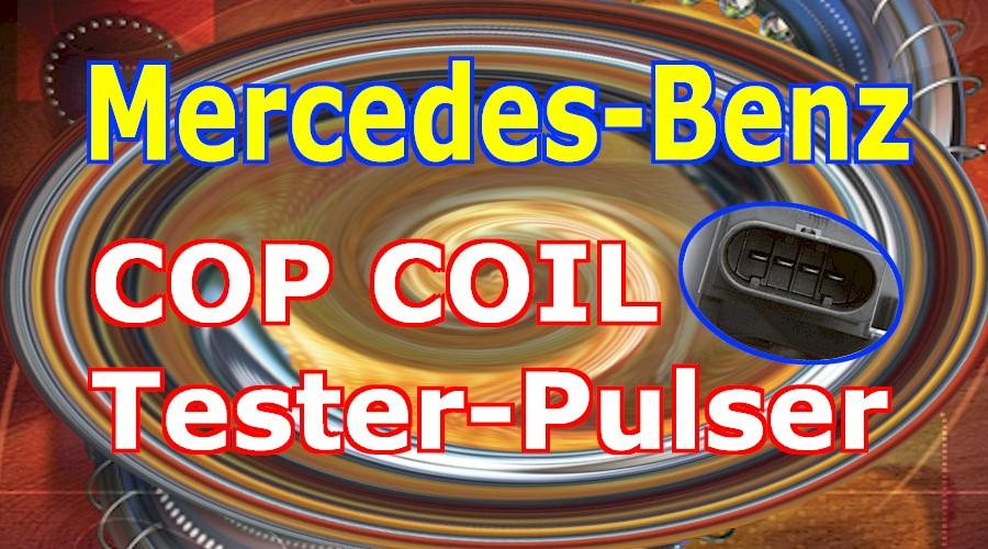 Mercedes Benz coil tester