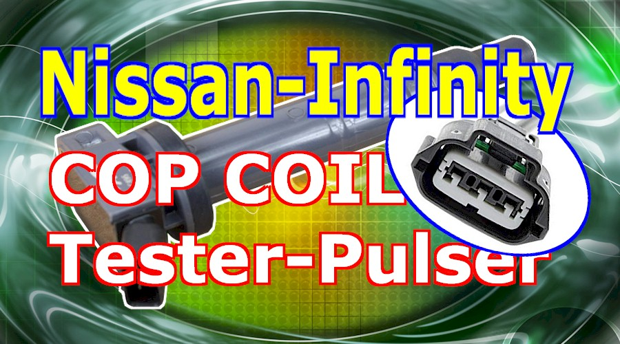 nissan infinity coil tester