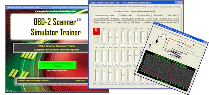 OBD-2 Scanner Simulator                     Software