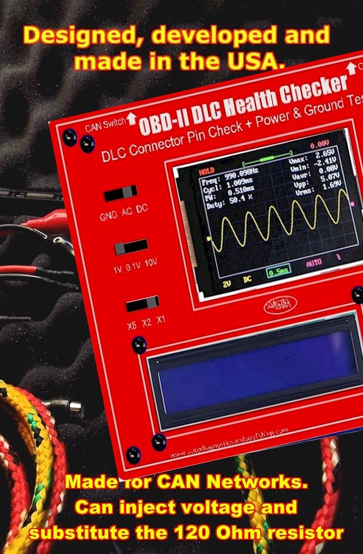 OBD 2 health checker