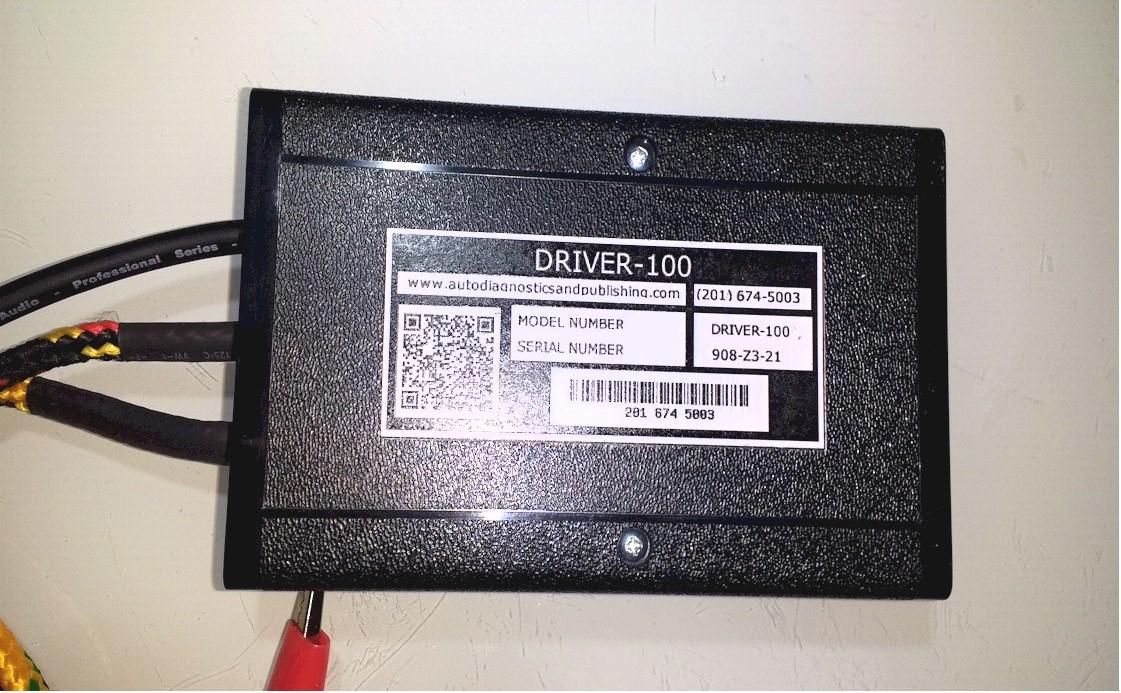 DRIVER-100 photo