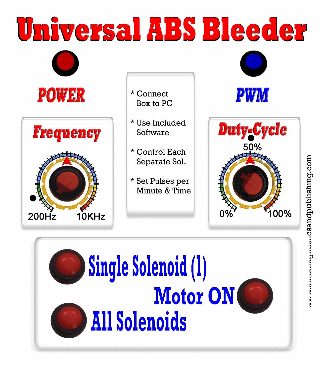 Universal ABS Bleeder 3