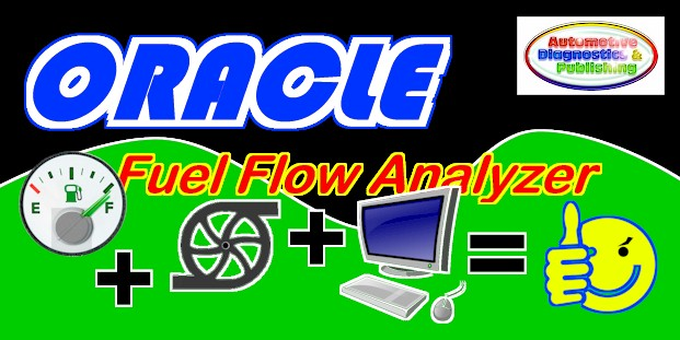auto fuel flow analyzer logo