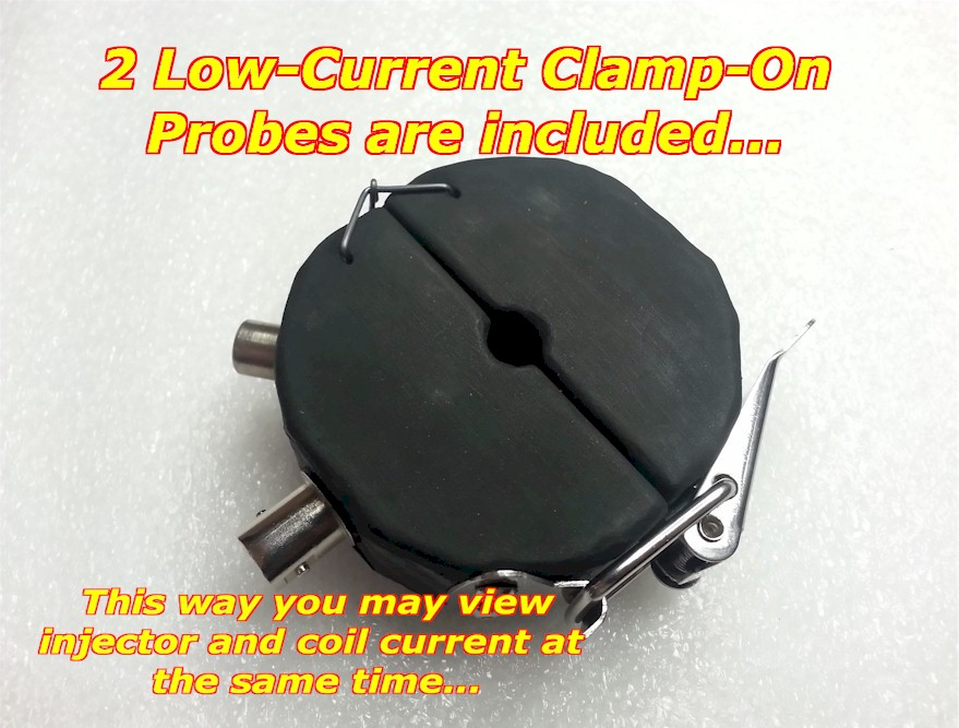 Automotive Doughnut Clamp-On Current Probe 2