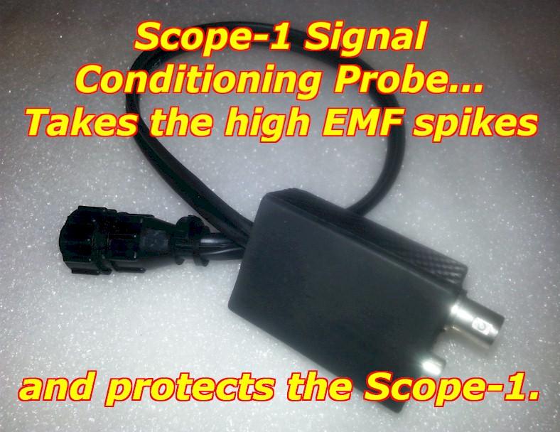 Scope Current Probes : Auto repair doughnut current probe