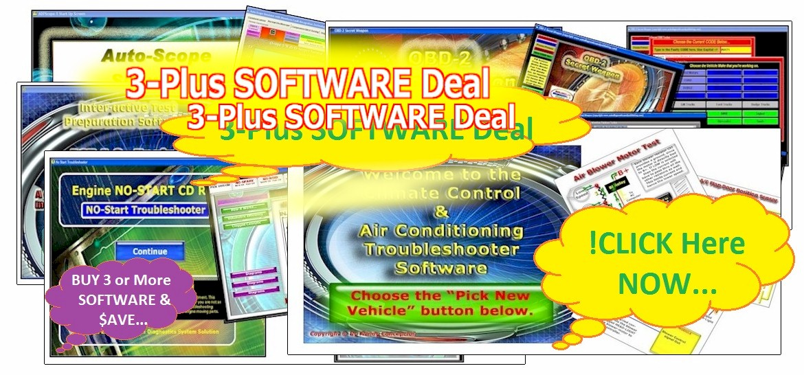3 Plus SOFTWARE Package