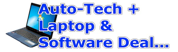 auto tech plus laptop deal