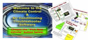 HVAV Automotive Air Conditioning Software