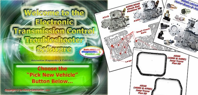 Transmission Auto Repair Software