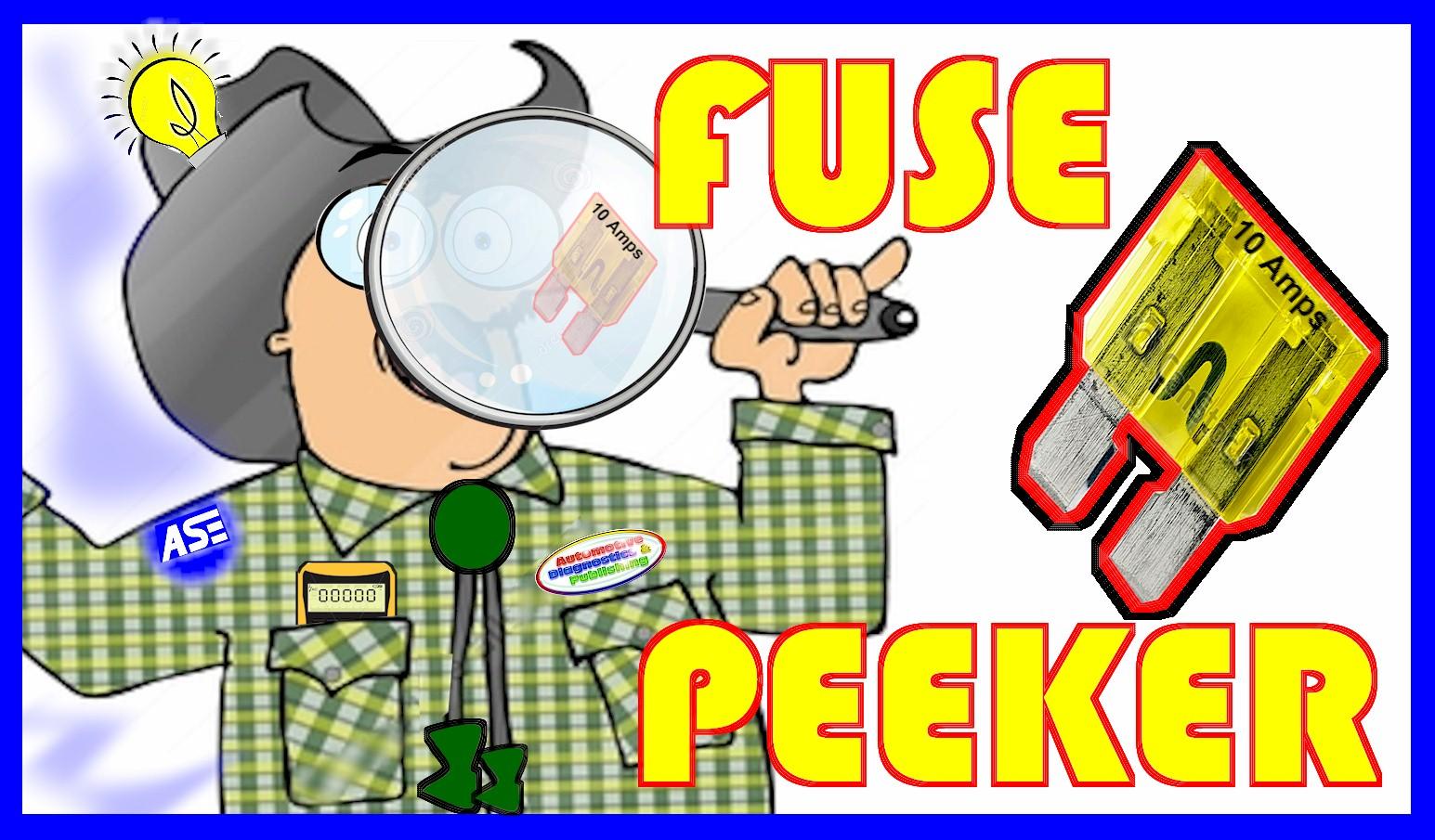 FUSE PEEKER