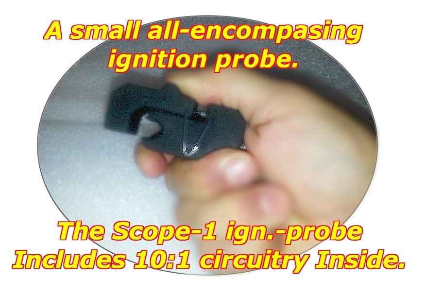 automotive secondary ignition probe 4
