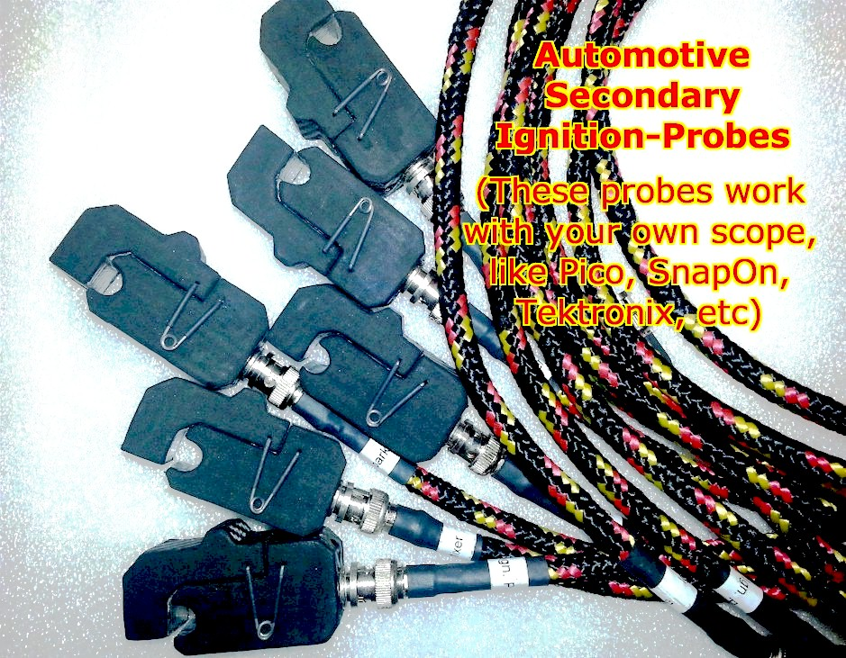 ignition probe cables