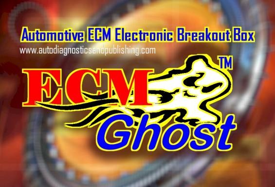 ECM Ghost Logo