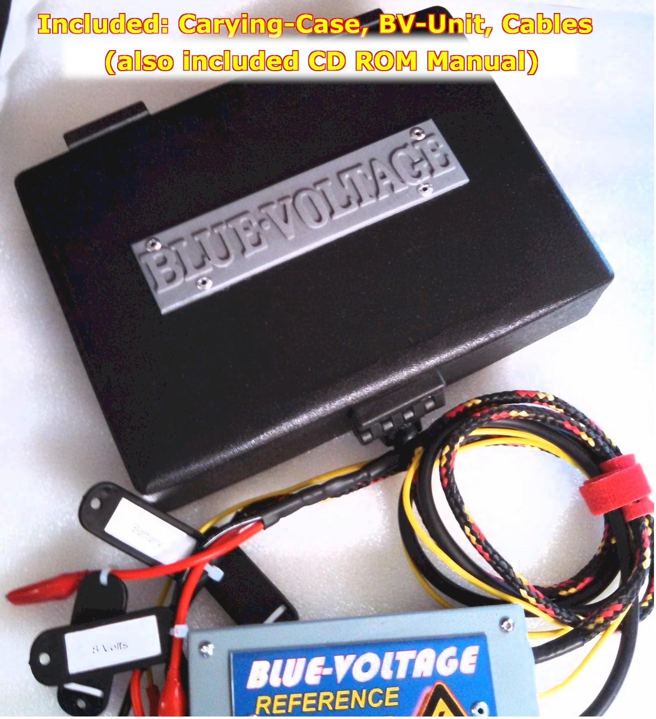 ECM Reference Voltage