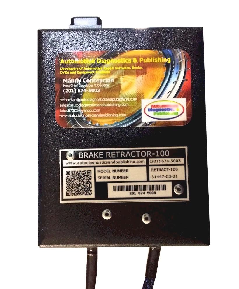 electronic parking brake EPB tool