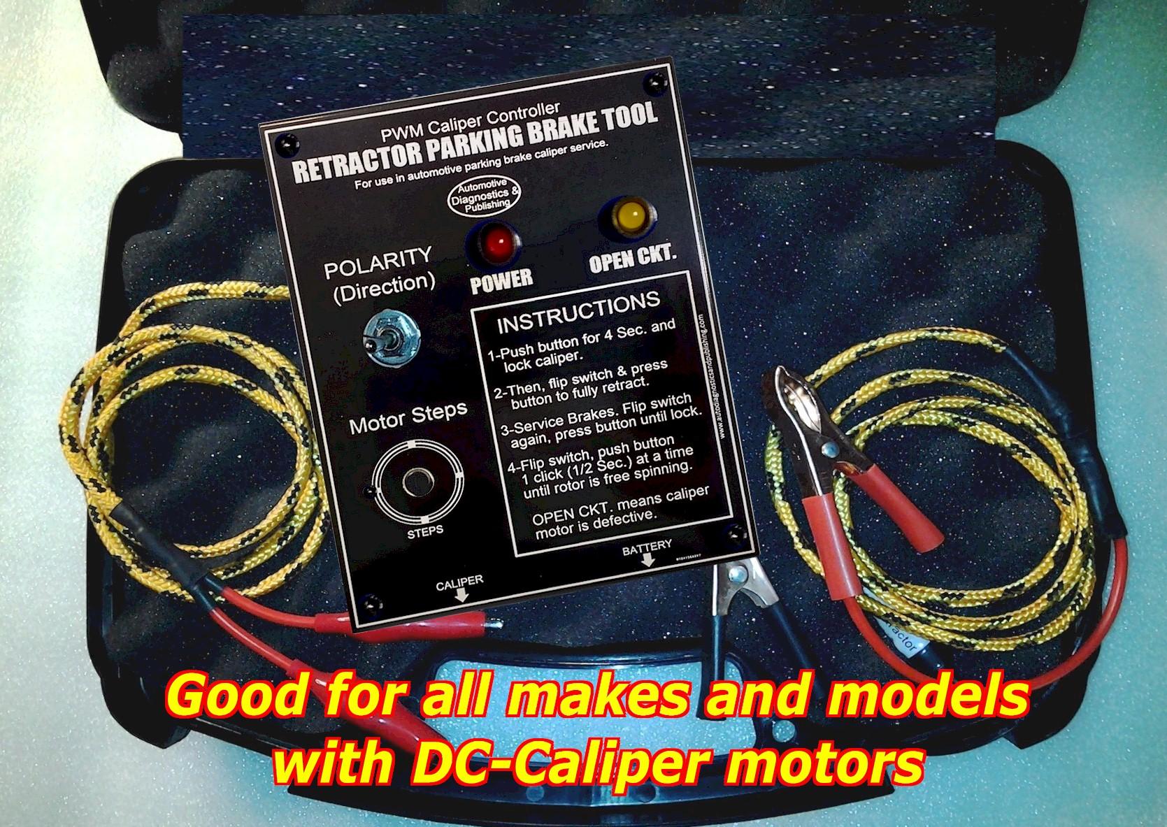 electronic parking brake tool 1