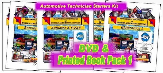 Auto repair book pack 1
