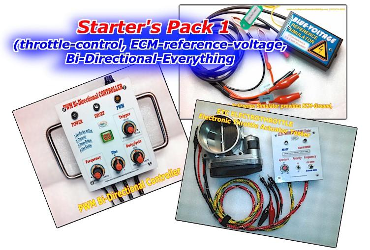 auto repair equipment starter pack