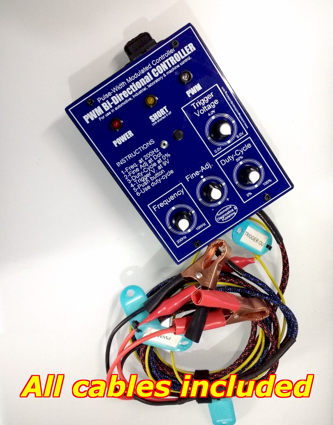WM automotive bi directional controller